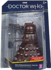 Doctor Who - RECONNAISSANCE DALEK  Action Figure With MUTANT Accessory